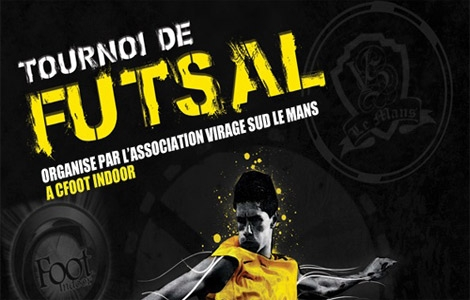 Tournoi de Foot indoor